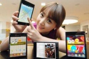 MWC 2012 : Optimus Vu, un smartphone 5 pouces chez LG