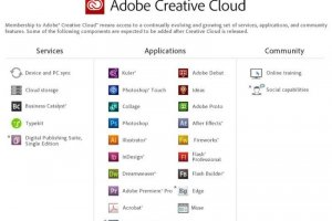 Adobe en dit plus sur la suite CS6 et le lancement de Creative Cloud