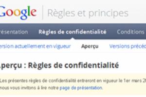 Politique de confidentialité : Google refuse le report demandé par la CNIL