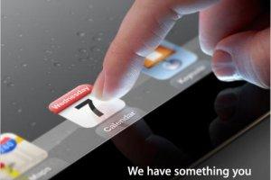 L'iPad 3 d'Apple annonc� le 7 mars