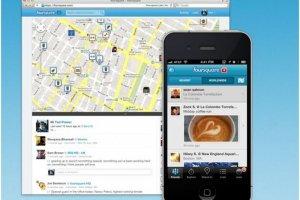 Foursquare passe de l'API Google Maps à OpenStreetMap
