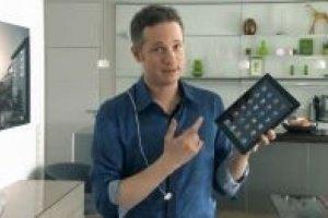 Des parodies vid�o du lancement de l'iPad 3