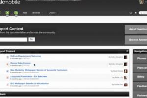 Jive applique son logiciel de r�seau social au CRM