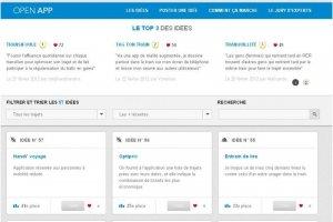 La SNCF a lanc� un concours d'applications mobiles autour du Transilien