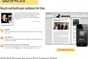 Twitter acquiert Posterous, �diteur de blogs