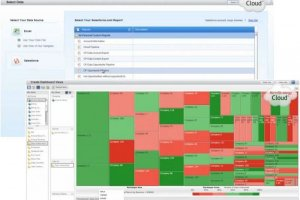 Analyser gratuitement ses donn�es Salesforce dans le cloud MicroStrategy
