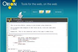 Eclipse peaufine Orion, outils de d�veloppement en mode web
