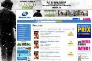Micromania dote son site web d'un moteur de recherche SaaS
