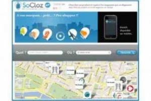 SoCloz : un moteur de recherche pour trouver le bon produit en stock