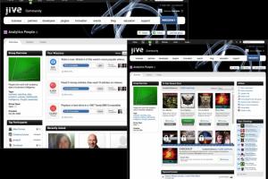 Jive �toffe sa plate-forme collaborative avec un module jeux
