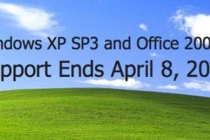 Fin de Windows XP : le compte à rebours est lancé