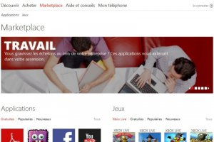 Microsoft va am�liorer MarketPlace pour les d�veloppeurs d'applis Windows Phone