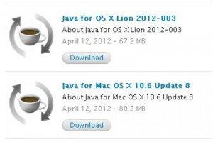 Apple livre sa mise à jour pour les Mac infectés par Flashback
