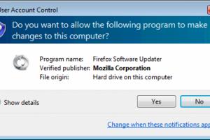 Mozilla place la mise à jour automatique dans Firefox 12