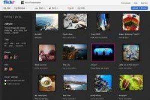 Flickr étoffe son service d'hébergement de photos