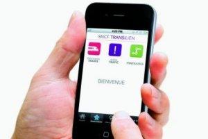4 projets retenus pour le concours Open App de la SNCF