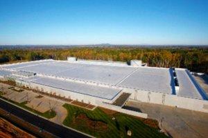 De l'énergie renouvelable pour le datacenter d'Apple d'ici à 2013