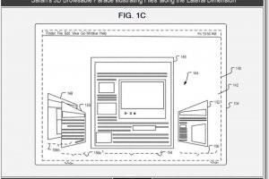 Apple voit le futur du navigateur Safari en 3D
