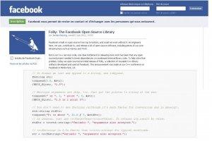 Avec Folly, Facebook verse certains de ses composants C++ dans l'Open Source