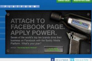 Salesforce.com rach�te Buddy Media, sp�cialiste du marketing sur les r�seaux sociaux