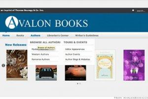 Amazon acquiert l'éditeur Avalon Books