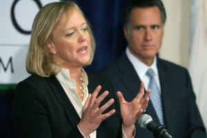 Le soutien de Meg Whitman à Mitt Romney pourrait embarrasser HP