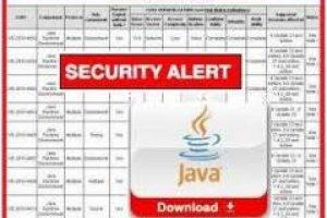 Oracle va livrer 14 correctifs pour Java SE