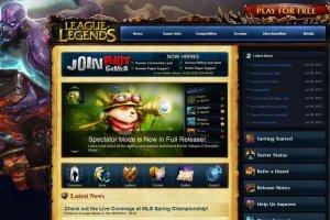 Des comptes européens de League Of Legends piratés