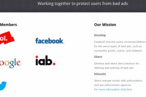 Facebook, Google, Twitter s'associent contre les fausses publicités
