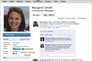 Les ventes de logiciels sociaux professionnels progressent rapidement