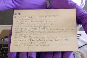 HP fournit ses outils pour scanner et classer les documents de Bletchley Park