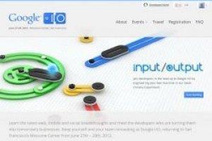 Google I/O va ouvrir ses portes