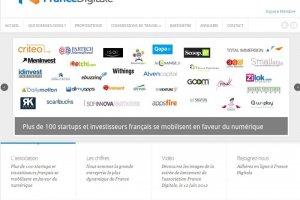 L'association France Digitale se créé