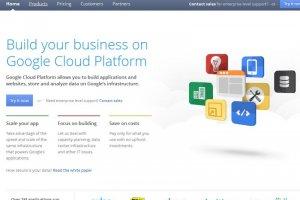 Google lance un programme partenaires sur ses offres clouds