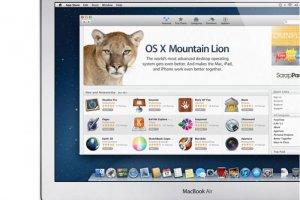 Mac OS X Mountain Lion disponible en téléchargement