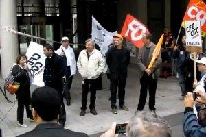 Le rachat de l'activité BUS de Thales Services devant le tribunal