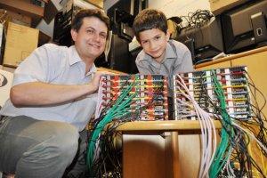 Un supercalculateur en Raspberry Pi et en Lego