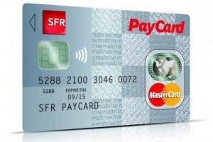 SFR va lancer une carte de paiement NFC