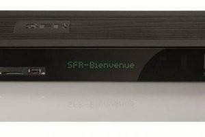 La box de SFR fait évoluer ses tarifs