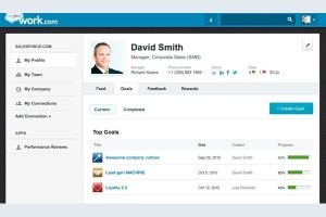 Dreamforce 2012 : Salesforce relance son offre de RH en mode SaaS