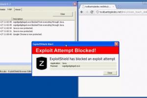 Un outil pour bloquer les attaques exploitant les failles logicielles