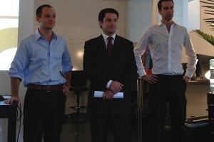 Start-up automne 2012 : Stockage distribué et partagé avec AetherStorage