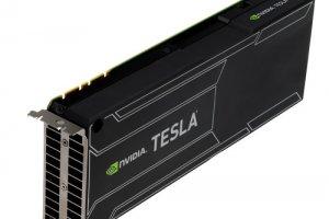 Nvidia veut associer des CPU � ses futures puces graphiques Tesla