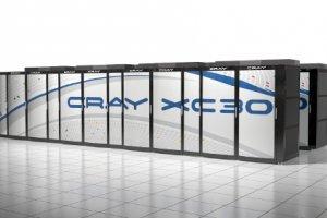 XC30 de Cray : un supercalculateur � haut d�bit
