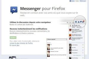 Firefox 17 se rapproche de Facebook