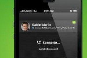 Avec Libon, Orange propose une app VoIP