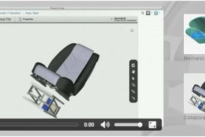 Autodesk va proposer la mod�lisation 3D � la demande
