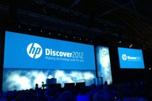 HP Discover 2012 : Vertica et Autonomy au coeur du big data