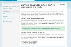 Twitter renforce a minima la sécurité des comptes via SMS