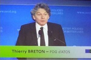 Pour Thierry Breton, le cloud doit rester sous contrôle